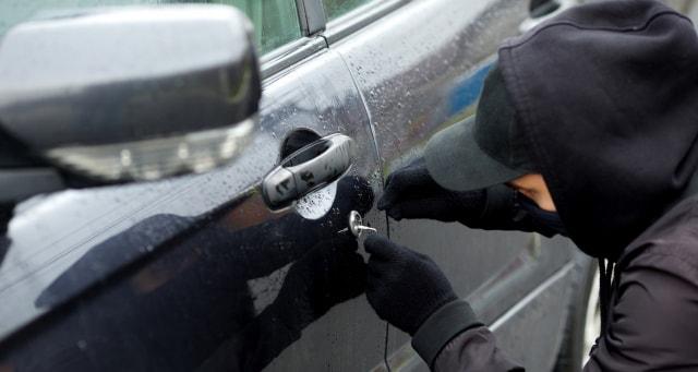 自動車盗難と保険の補償範囲